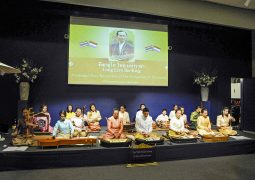National day reception of the kingdom of Thailand