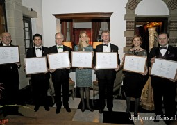 Diplomat Club Wassenaar welcomes new ambassadors