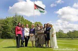 Mrs Nagat Belouki, Mrs Rym Ben Becher, Mrs Besma Al Fayadh, Mrs Majida van der Meulen, Mrs Suhad Abdien, MrsTamader Hassoun, Mrs Nadine Rushdy, Mrs Reem Al Mufleh, Mrs Maha Al Wabel.