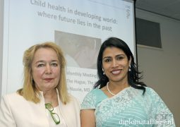 A powerful lecture by DR. Dilruba Nasrin