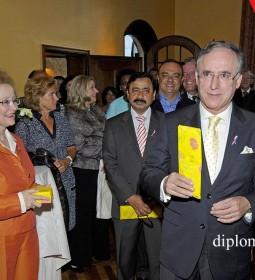H.E. Mr. Fernando Arias, Ambassador of the Kingdom of Spain