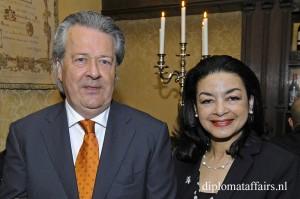 Peter Bliek, Nadia van Gaalen Toppenberg