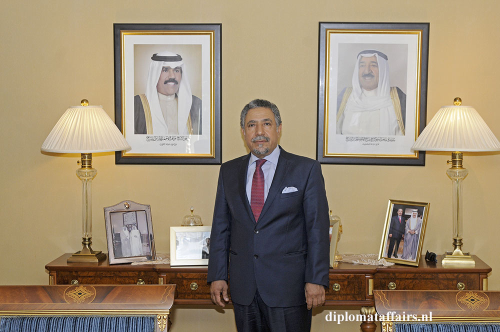 HE Mr. Hafeez Mohammed Salem Al-Ajmi Ambassador of the State of Kuwait