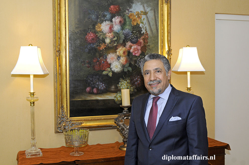 5. HE Mr. Hafeez Mohammed Salem Al-Ajmi Residence in Wassenaar