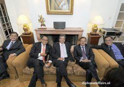 Ambassador Ittiporn Boonpracong treats to healthy Thai pleasures