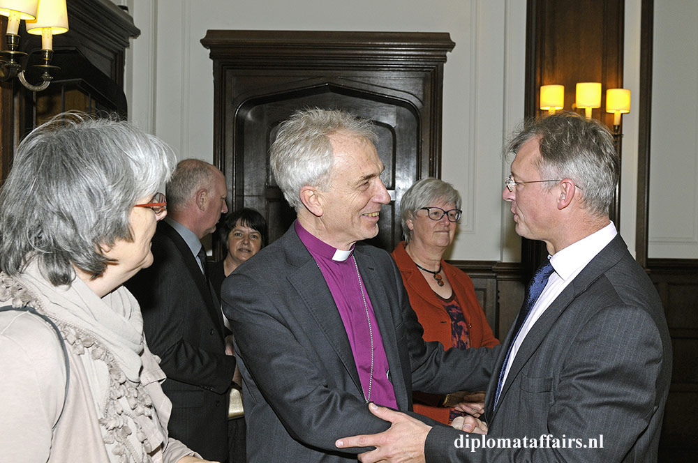 H.E. Chirs Hoornaert Ambassador of Belgium