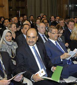 Mayor Jozias van Aartsen, H.E. Karim Ben Becher, Head of Government H.E. Mr Habib Essid