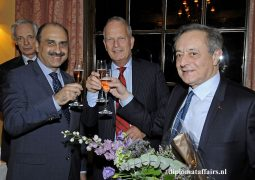 Ambassador during the Tunisian Revolution – Book presentation alumni H.E. Pierre Ménat at Diplomat Club Wassenaar
