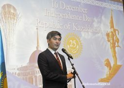 Kazakhstan celebrates 25th anniversary of State Independence
