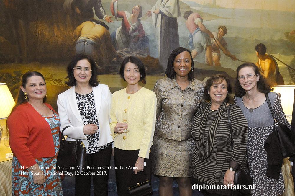 13 Spanish National Day 2017 diplomataffairs.nl