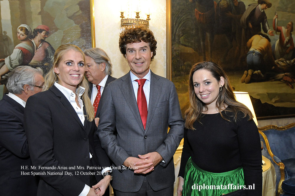 16 diplomataffairs.nl Spanish National Day