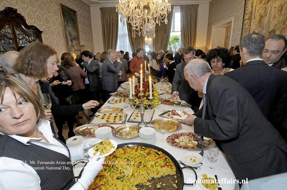22 Spanish National Day 2017 diplomataffairs.nl