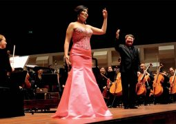 A night at the Astana Opera