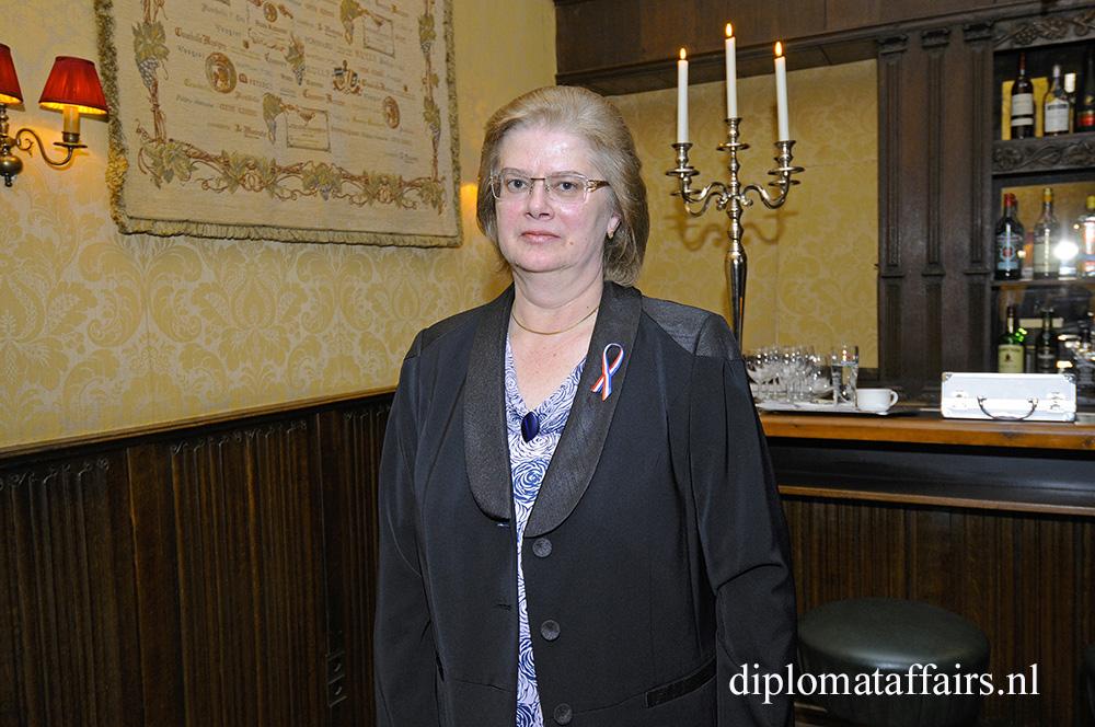 H.E. Ms Jana Reinišová