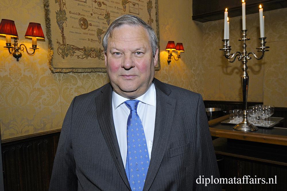 Mr Steven van Hoogstraten