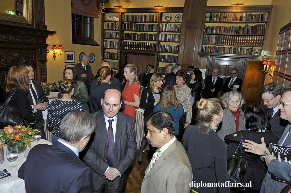 331.jpg Diplomat Club Wassenaar the Netherlands 16-03-2016, Book launch H.E. Pierre Ménat