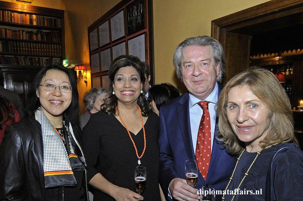349.jpg H.E. Ms Mainyura Murzamadiyeva, Shida Bliek, Peter Bliek, H.E. Ms Vjosa Dobruna