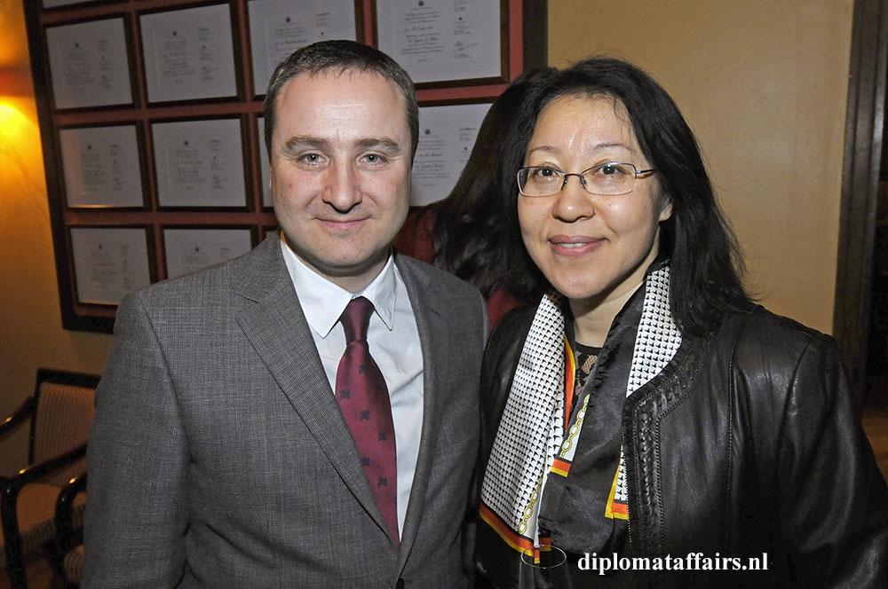 356.jpg .jpg H.E. Mr Konstantine Surguladze, H.E. Ms Mainyura Murzamadiyeva