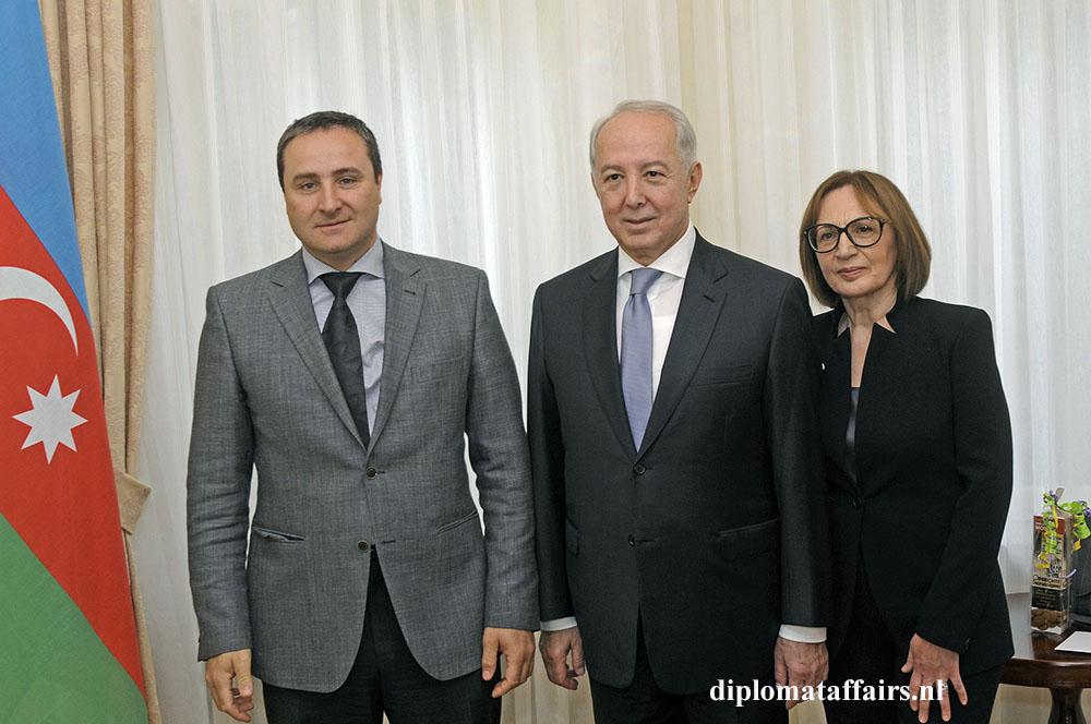 852.jpg left Ambassador Konstantine Surguladze