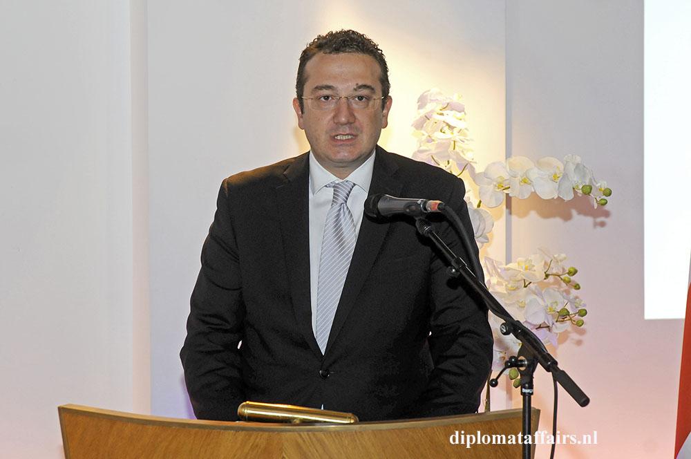 918.jpg David Bakradze State Minister of Georgia