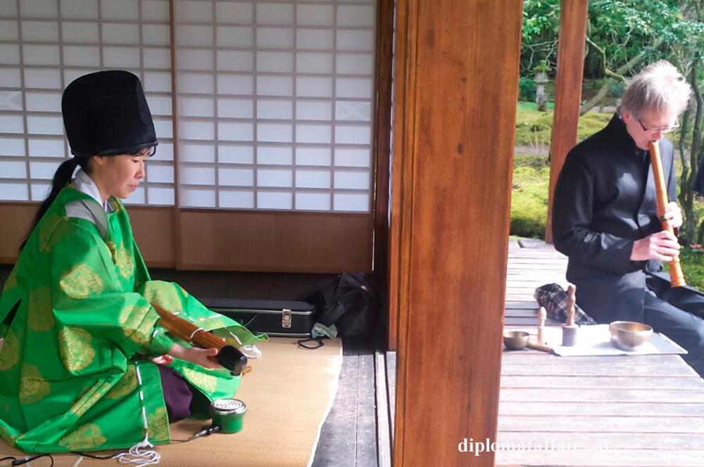 photo 8 Japanese garden Clingendael
