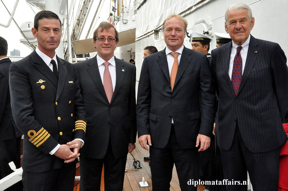 1 H.E. Horacio Salvador Ambassador of Argentina