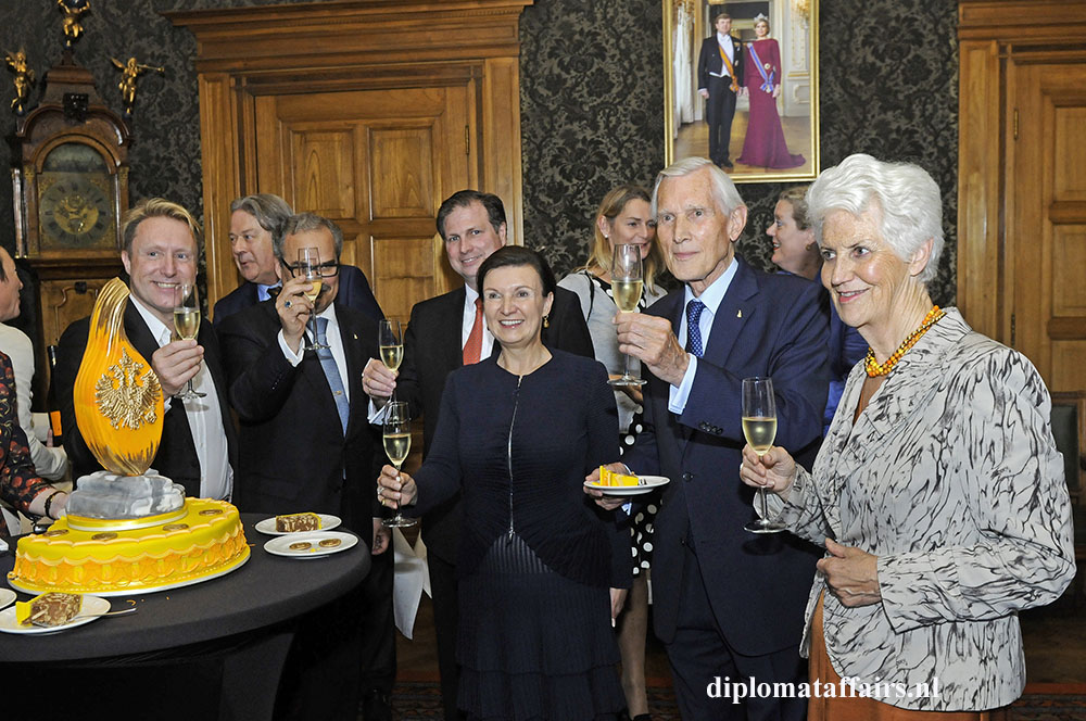 10. HRIH Archduchess Herta Margarete - HRIH Archduke Sándor of Austria-Tuscany