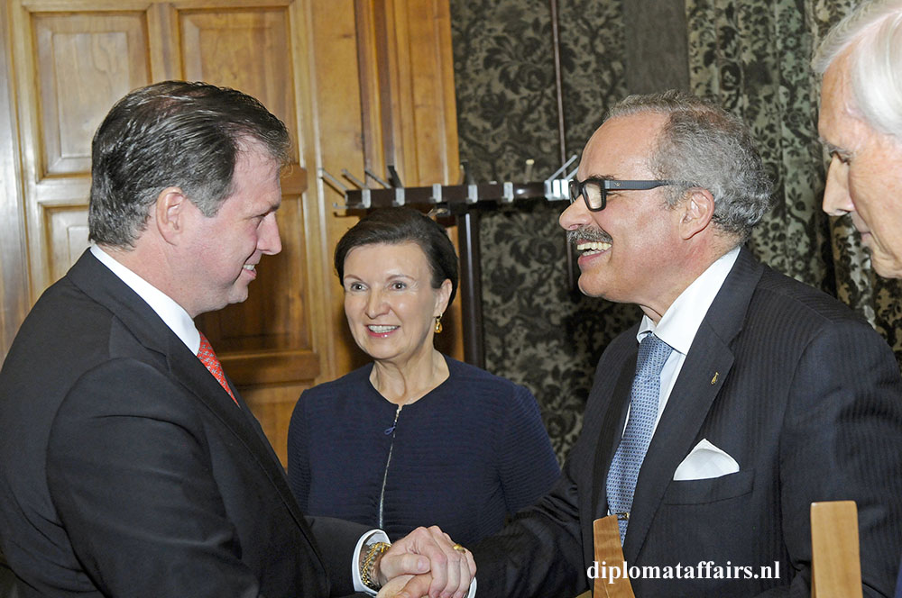 4. HRIH Archduchess Herta Margarete - HRIH Archduke Sándor of Austria-Tuscany