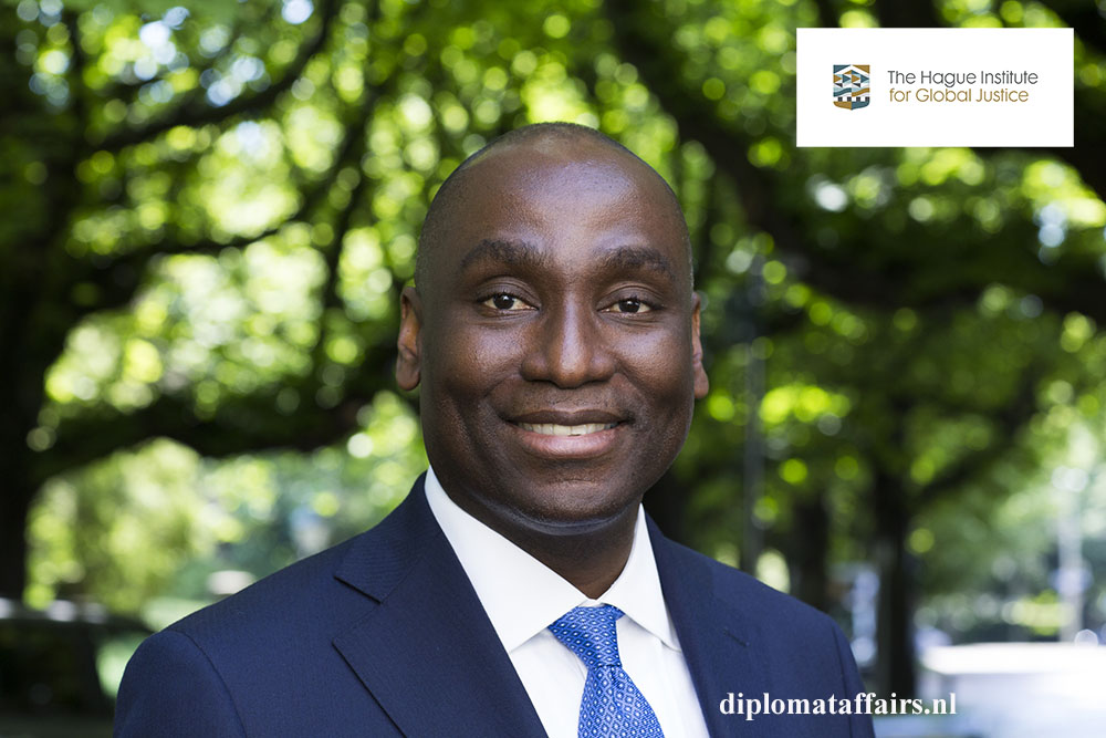1. Dr. Abi Williams, President of The Hague Institute for Global Justice