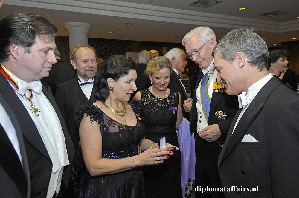 Photo 5 Gedenkmedaille zum 50 SKKH Sandor Erzherzog von Österreich, Prinz der Toscana