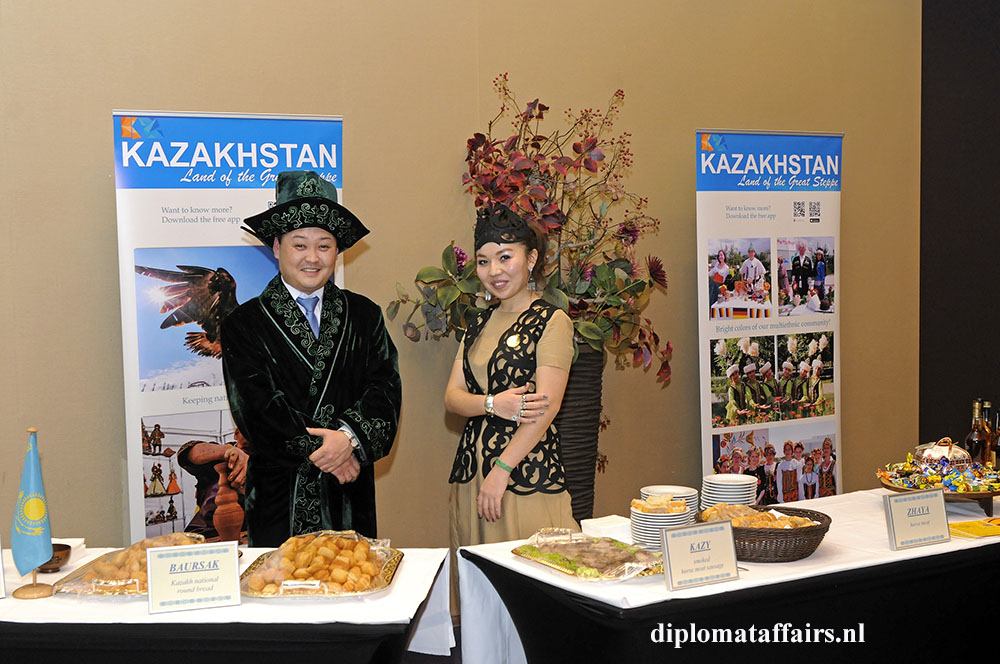 18 Kazakhstan 25th anniversary of State Independence The Netherlands