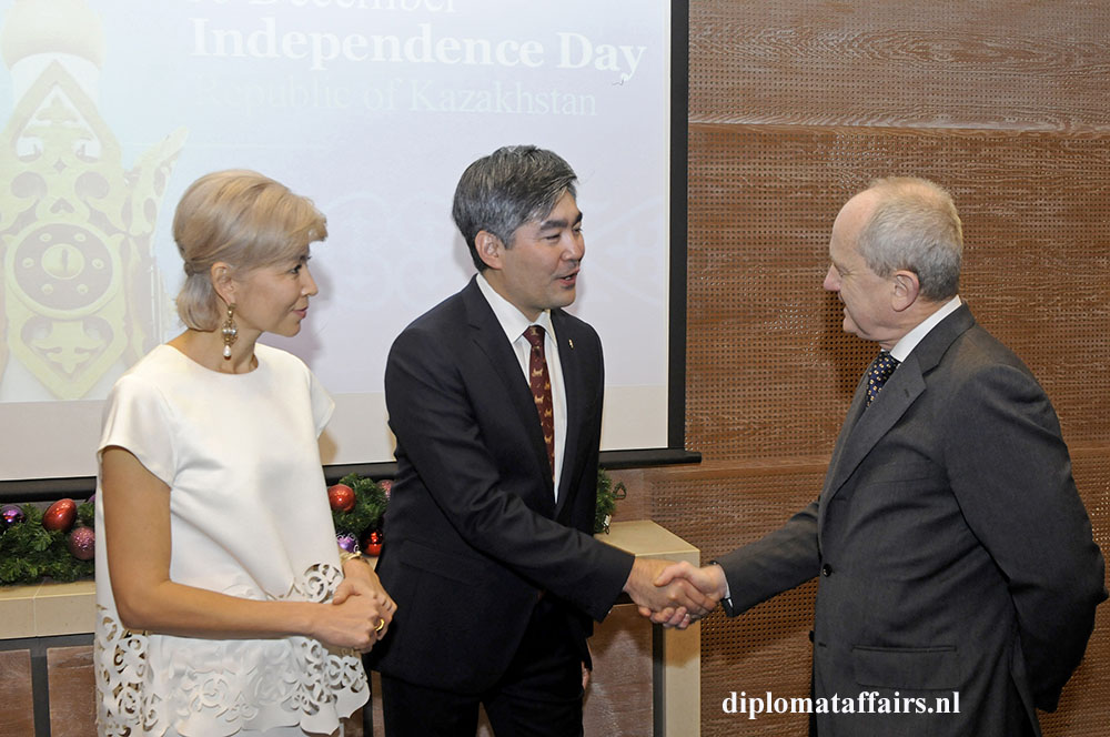 6. right H.E. Andrea Perugini Ambassador of Italy