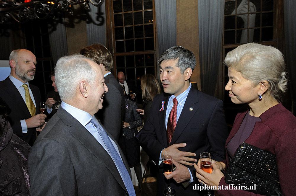 7. middle Mr. Magzhan Ilyassov Ambassador of Kazakhstan