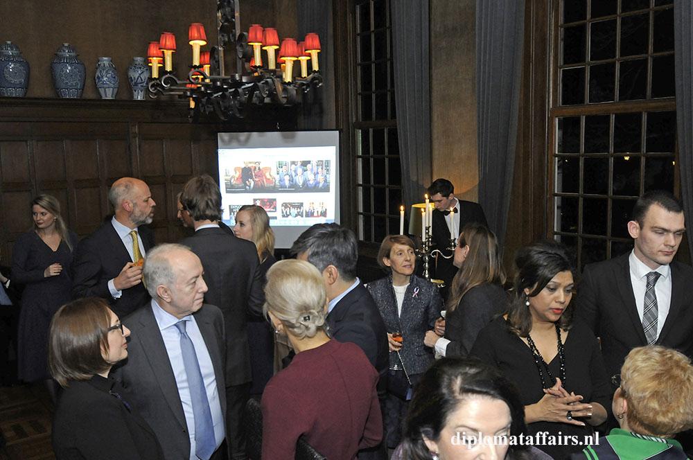 8. Diplomat Club Wassenaar 10-01-2017