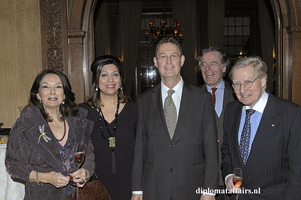 12 Diplomat Club wassenaar 10-01-2017