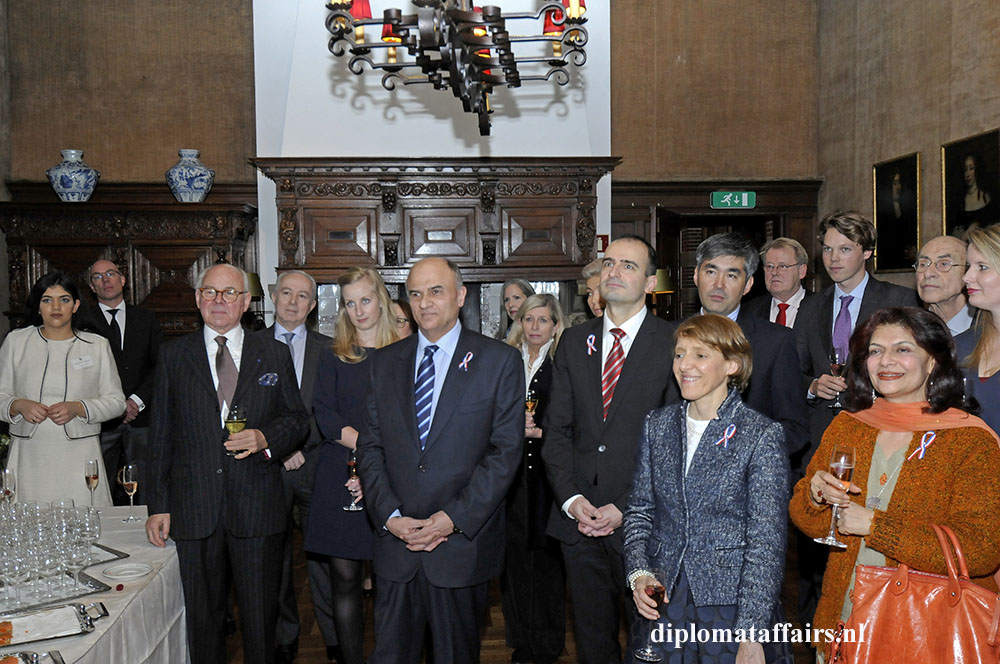 14. Diplomat Club wassenaar 10-01-2017