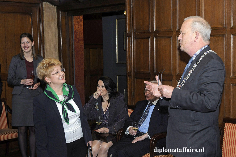 21. Diplomat Club wassenaar 10-01-2017