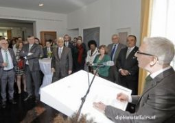 Ambassador Kevin Kelly hosts St Patrick's Day Reception