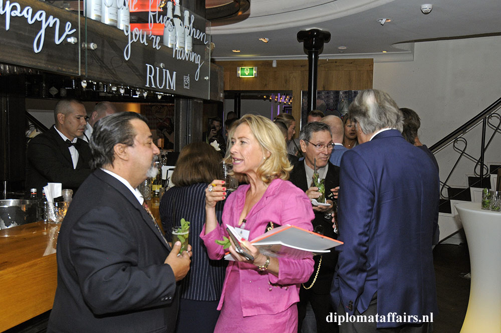 10 Diplomat Affairs Magazine CASARON