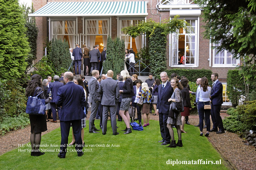 24 Spanish National Day 2017 diplomataffairs.nl