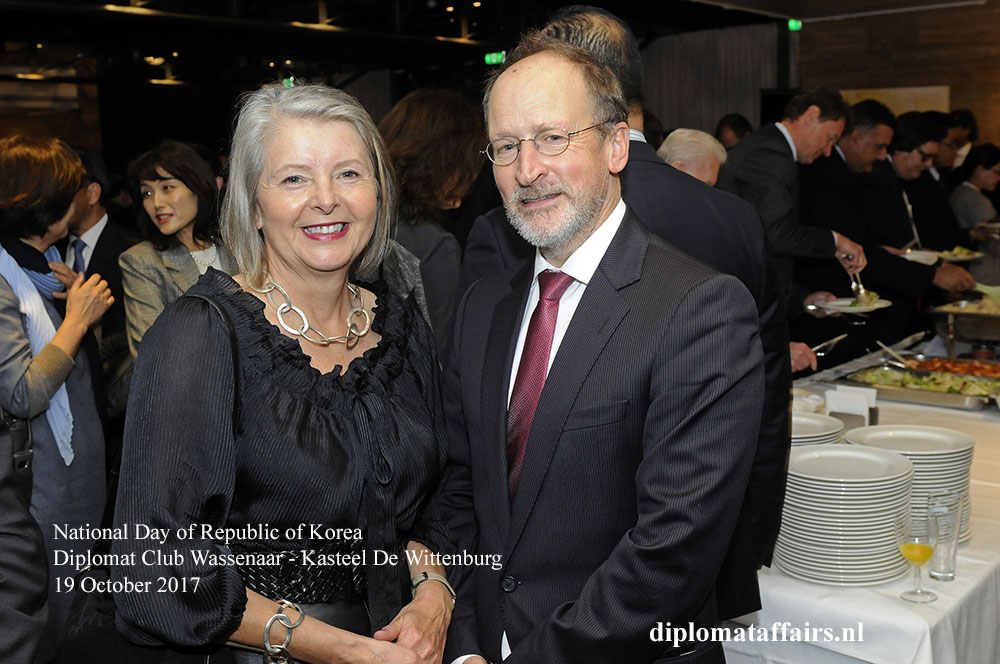 17 National Day of Republic of Korea Diplomat Club Wassenaar