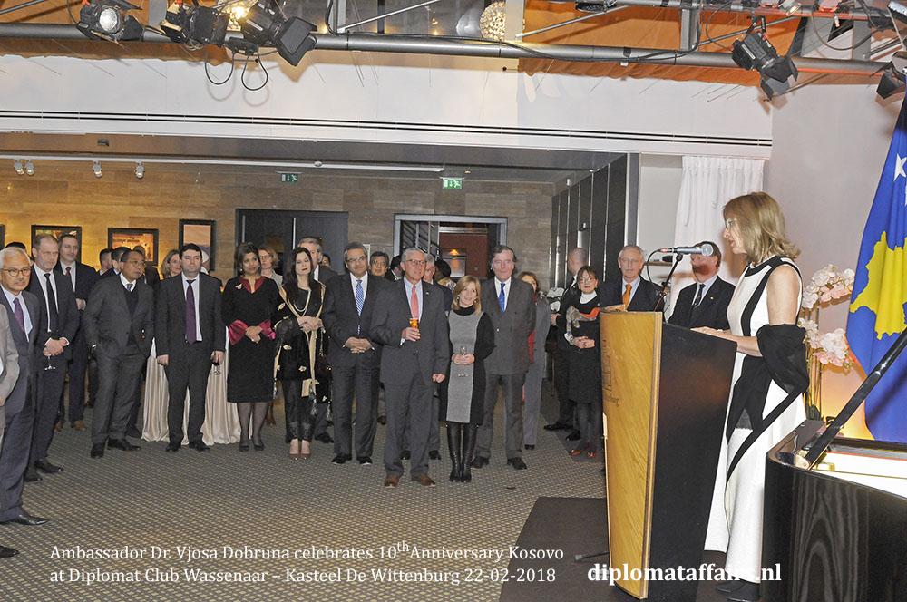 2.jpg Ambassador Dr Vjosa Dobruna - Diplomat Club Wassenaar
