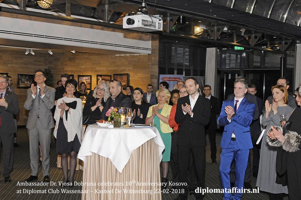 3.jpg Ambassador Dr. Vjosa Dobruna celebrates 10th Anniversary Kosovo