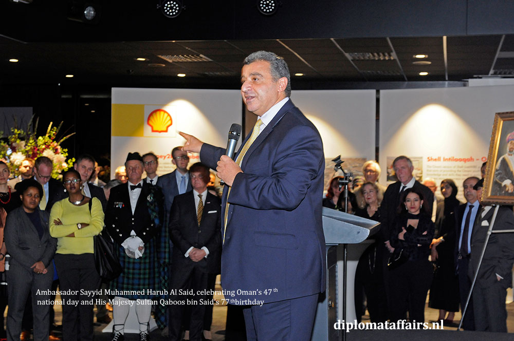 6. diplomataffairs.nl Mr. Sami Iskander Royal Dutch Shell
