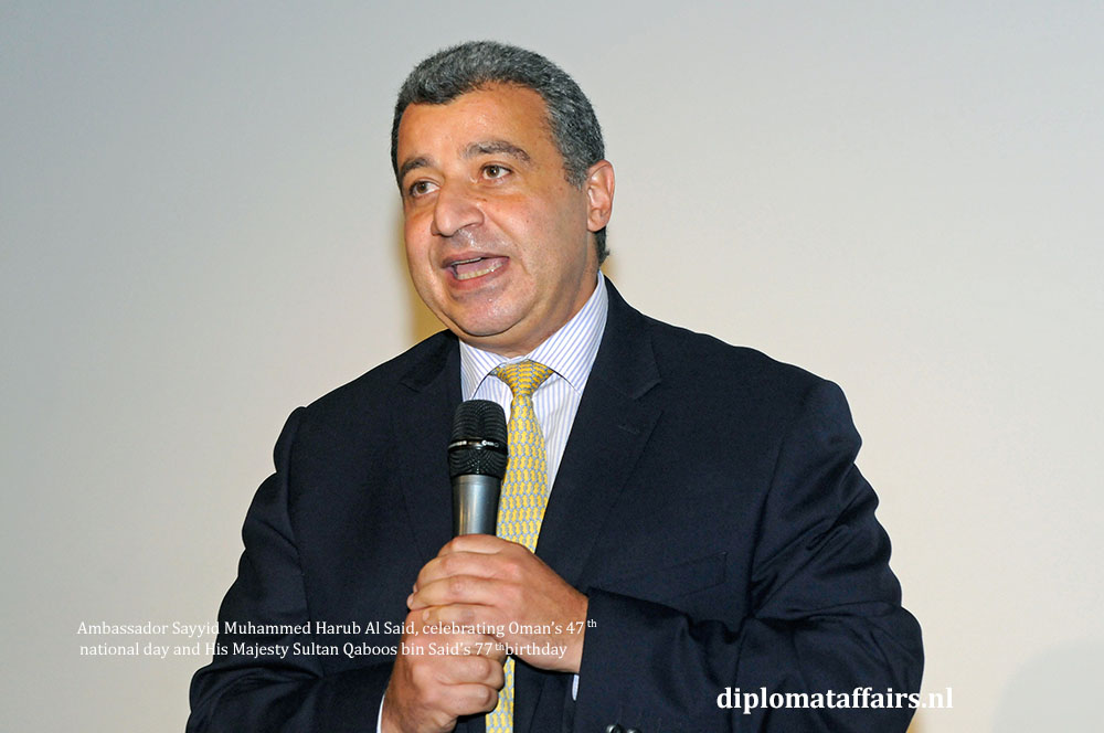 7. diplomataffairs.nl Mr. Sami Iskander Royal Dutch Shell