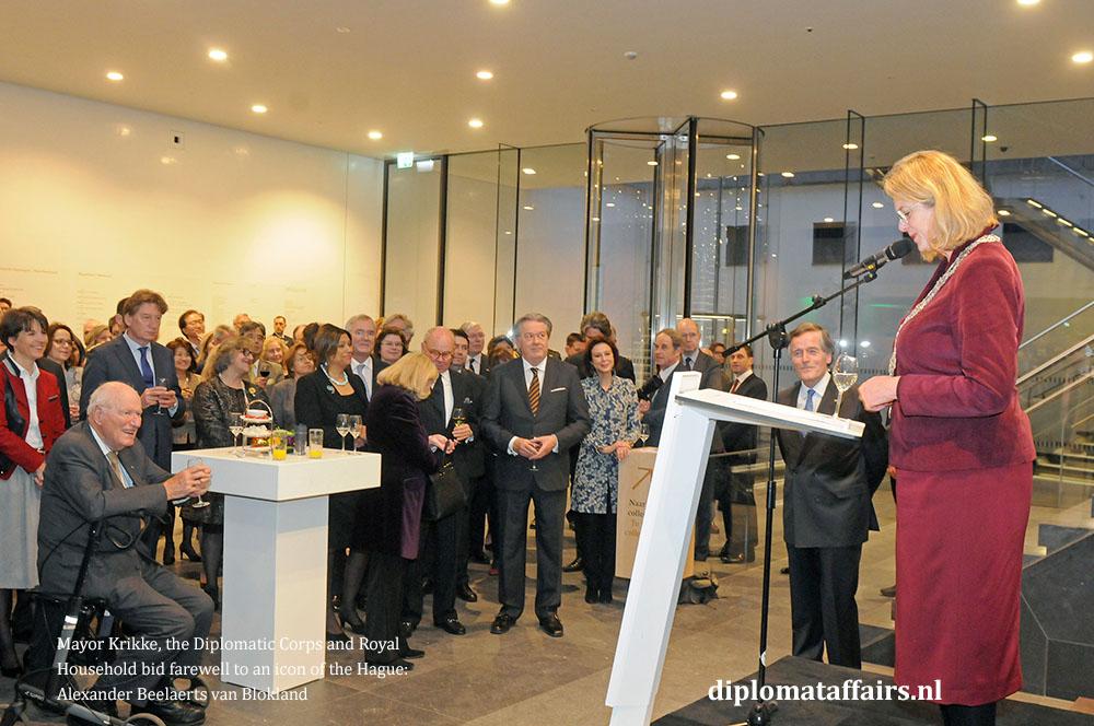 4.jpg Alexander beelaerts van Blokland, Mayor Pauline Krikke, Peter Bliek