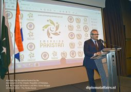 Pakistan Day celebrated in style at the Hilton Hotel The Hague