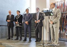 Nowruz International Day celebrated in the OPCW building