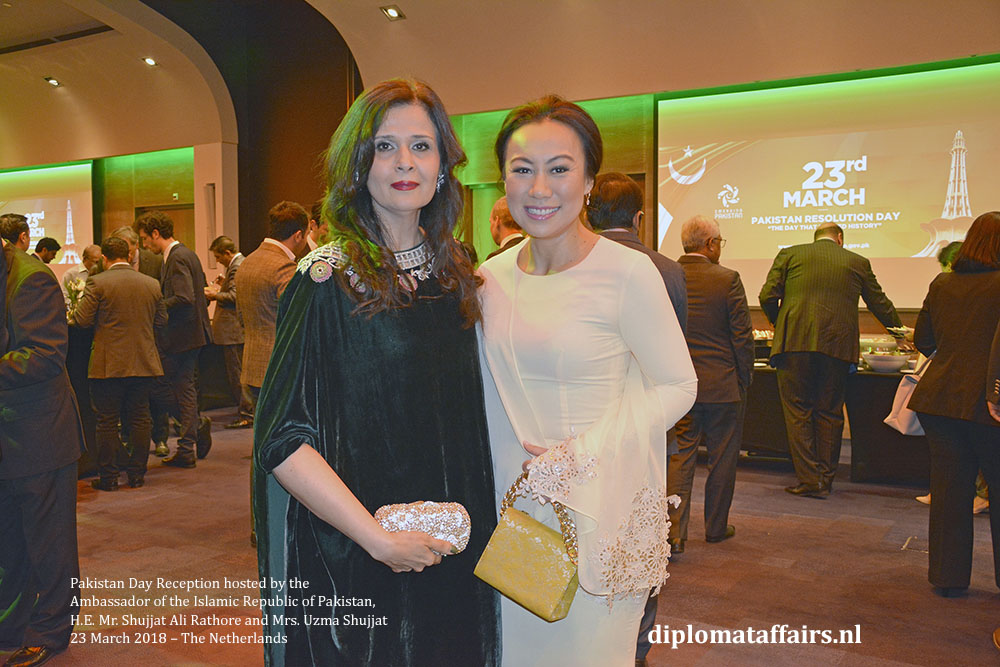 6a. Mrs. Uzma Shujjat, Mrs. Linda Zin (Malaysia)
