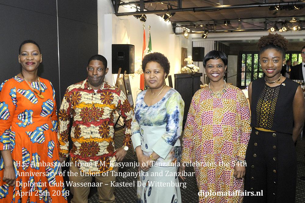 21.jpg Embassy of Tanzania, Ms. Agnes Tinjia, Pamela Kasyanju